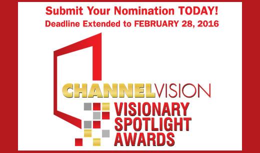 Visionary Spotlight Awards 2016