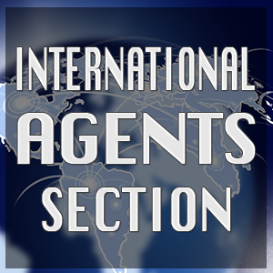 International Agents Section
