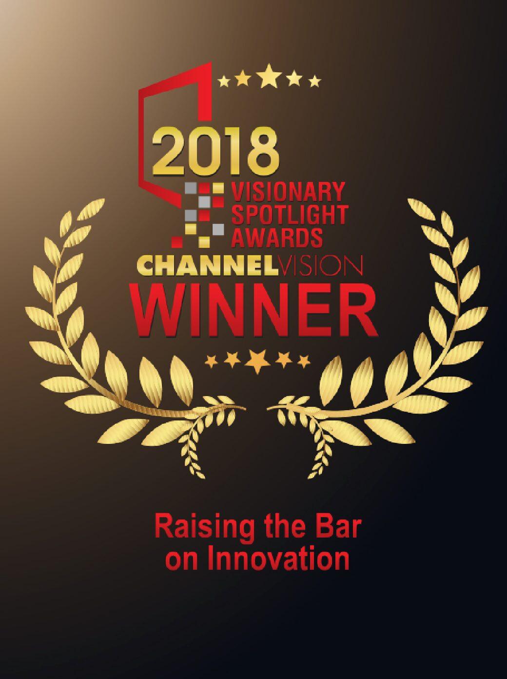 ChannelVision Visionary Spotlight Awards 2018